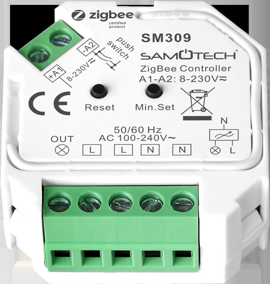 Zigbee Switches  Dimmers  U2013 Samotech